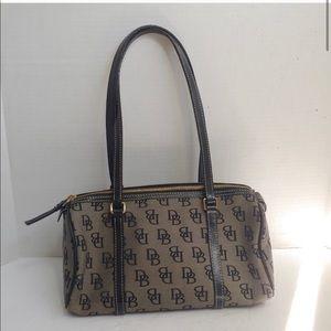 💋Dooney & Burke vintage bag